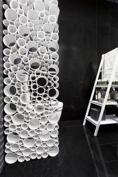 Tube wall..