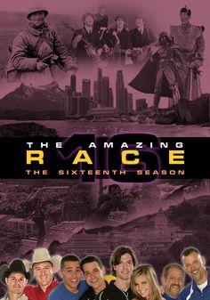 The Amazing Race Season 16- Jet and Cord!!!!!