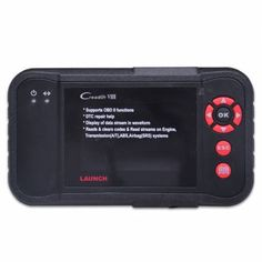Launch X431 Creader VIII (CRP129) OBDII Code Reader is for OBDII/EOBD auto cars/vehicles,Creader 8 supports 40 car brands 4 systems. Launch X431 Creader VIII CRP129 is a cost-effective code reader among X431 Creaders.