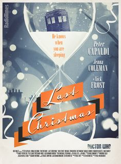 Doctor Who Christmas special: Last Christmas - see our exclusive poster