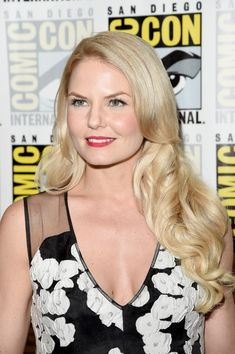 Jennifer Morrison Photos - The 'Once Upon A Time' Press Room at Comic-Con International 2015 - Zimbio
