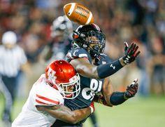 Garrett Davis : College football: Best images from Week 3 College Football Season, Football Helmets, Conference, Shots, Big, Image