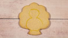 How to Decorate a Turkey Cookie