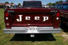 1972 Jeep J4000 Townside Pickup Truck by geepstir