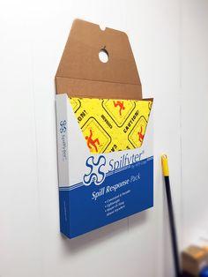 Spilfyter Spill Response #Pack #Package #Design on Behance