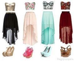 Maxi high waist skirt