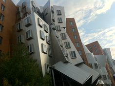 Building on the MIT campus in Cambridge MA