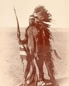 THIS IS CHIEF RED CLOUD SIOUX INDIAN CHIEF RED CLOUD 1890's Deceased 1909.