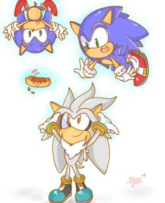 Don't even try Sonics. It's no use! by chibiirose.deviantart.com on @deviantART
