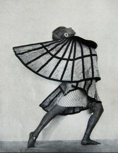 Elsa von Carlberg, 1928.