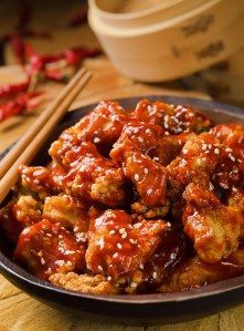 Poulet à la sauce aigre-douce (Chine) Chicken Recipes, Chines Food Recipe, Crockpot Recipes, Cooking Recipes, Sauce Recipes, Best Chinese Food, Asian Recipes, Chinese Recipes, Barbecue Sauce