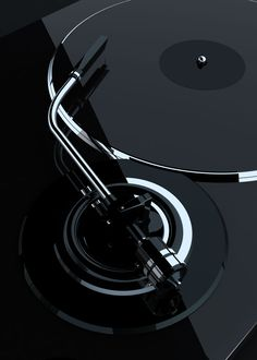 VX Turntable by Zarker