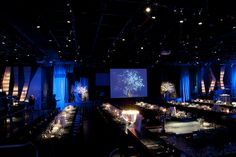 Tu Bishvat conceptual dinner by SIGNATURE EVENTS