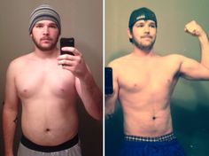 New Years resolution to drop weight? This could be you in 2014 Try it free for the rest of January!