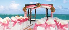 For a beautiful & unique destination wedding, you can't beat a Sky Wedding at Karisma Hotels in Riviera Maya!