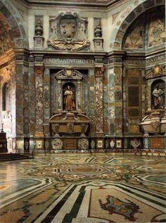 Basílica de San Lorenzo de Florencia Italia.