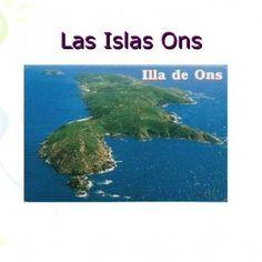 Las Islas Ons   La Isla La isla de Ons tiene unos cinco kilómetros de largo desde la punta de Centolo en el Norte, hasta Rabo da Egoa en la parte Sur. Y s. http://slidehot.com/resources/islas-ons.41541/