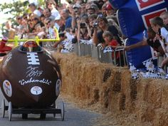 Fun guide: Goodbye, summer... Hello, fall. Photo: Red Bull Soapbox Race in 2008. Enquirer file photo