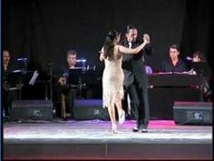 Sensual tango - La Cumparsita - YouTube