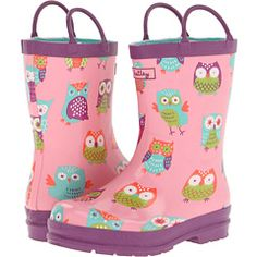Hatley Kids Rain Boots (Toddler/Little Kid)
