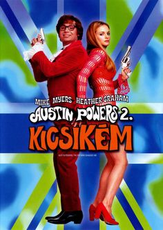 Watch Austin Powers: The Spy Who Shagged Me Full Movie Streaming HD
