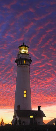 Serene Lighthouse