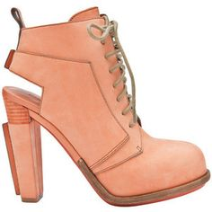 Alexander Wang - Dakota Lace Up Bootie...how hot is this!?!