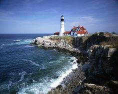 pics of maine - Bing Images.  Lighthouses of Maine, def a trip to take!