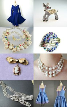 Tuesday~VOGUE finds by Kim on Etsy--Pinned with TreasuryPin.com