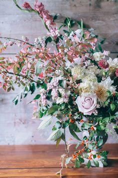 Ariella Chezar Flower Workshop