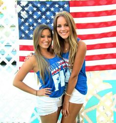 all american alpha phis!❤