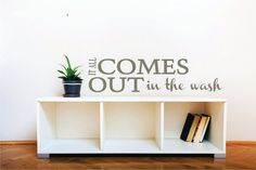 Hey, I found this really awesome Etsy listing at https://www.etsy.com/listing/483131042/laundry-wall-deal-laundry-wall-decals