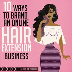 Let's be frank, the hair extension industry is a very crowded market. With so many options out there and people even selling from the trunk of their car how do you reach your consumer? The answer is very simple: Branding. In this post I am going to share with you 10 things you can do to hel