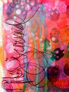 Artful Journaling Page