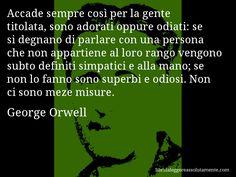 Cartolina con aforisma di George Orwell (55)