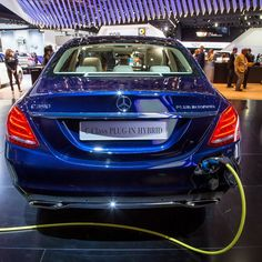 The Mercedes-Benz C350 Hybrid #carleasing deal | One of the many cars and vans available to lease from www.carlease.uk.com