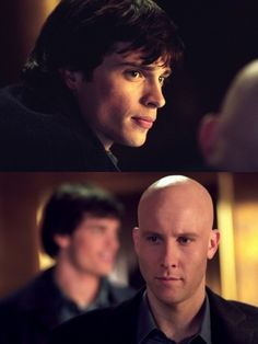 I don't want them to be enemies. Clark is the best thing that's ever happened to Lex. Blast...