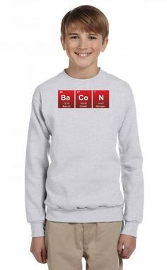 bacon Youth Sweatshirt