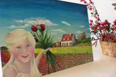 Holland by Valerie Cailleau Paintings