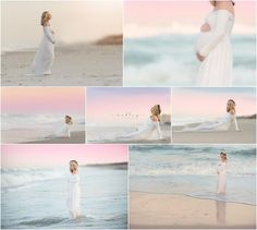 Charleston SC dreamy beach maternity photo session. Beach Maternity Photos, Pregnancy Photos, Maternity Photographer, Charleston Sc, Photo Sessions, Photoshoot, Children, Photo Ideas, Baby