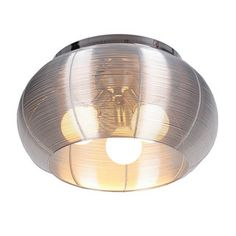This dazzling flush mount will be a welcome accessory to your home. This light is a quiet, elegant, piece that will add some extra lighting. When placed in a more traditional space, this light will st
