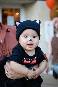 baby cat costume moms bureau - Baby Cat Halloween Costume