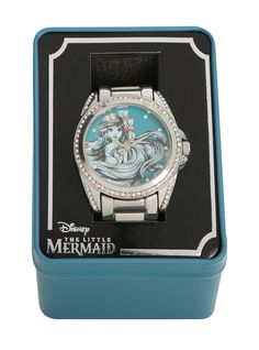 Disney The Little Mermaid Ariel Watch from Hot Topic. Saved to Disney. Shop more products from Hot Topic on Wanelo. Disney Shirts, Disney Outfits, Disney Fashion, Disney Clothes, Disney Style, Disney Love, Ariel Disney, Disney Jewelry, Ariel The Little Mermaid
