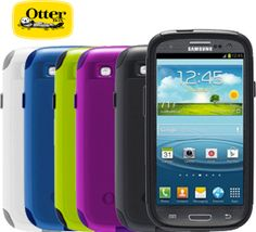 Samsung Galaxy S3 OtterBox... Protected!