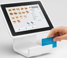 The Square Stand reinvents retail checkout. #retail #small #business