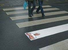 Mr Clean guerrilla marketing campaign.  Brought to you by ShopletPromos.com - promotional products for your business.