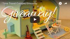 Time Travel Camper American Girl Ideas Giveaway