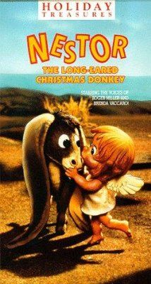 Nestor, the Long-Eared Christmas Donkey (1977) An outcast donkey in Roman era Judea with overlong ears finds his destiny on the way to Bethlehem
