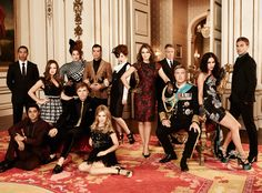 The Royals' Official Premiere Date Announced With Exciting New Trailer Featuring Elizabeth Hurley and More! | E! Online Mobile