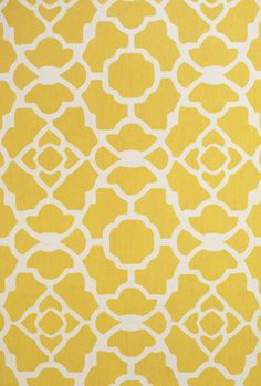Alsace Rug, Yellow